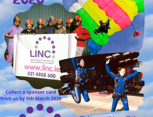 Craic for a Cause – Skydive Fundraiser