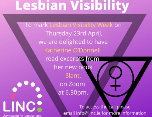 Lesbian Visibility Day @ LINC