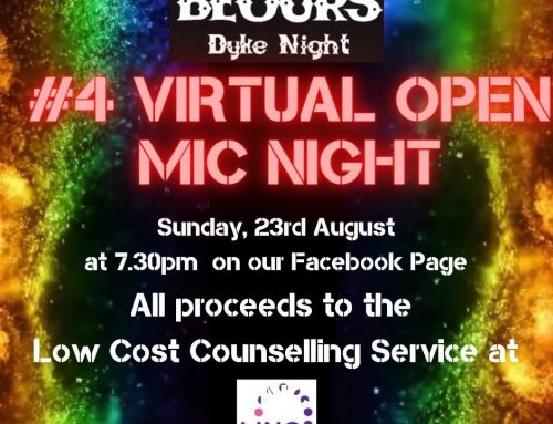 Beours Virtual Open Mic Night – Fundraiser for LINC