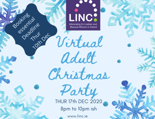 LINC Adult Christmas Party