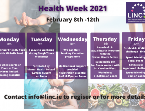 LINC Health Week 2021