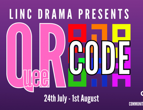 Queer Code – LINC Drama Presents ….