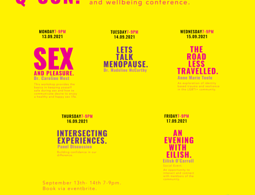Q-Con: Queer women's sexual health and wellbeing conference