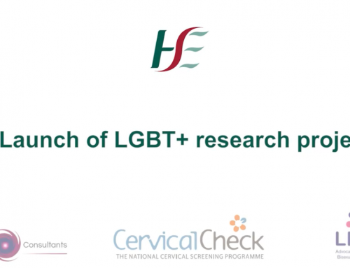 Launch of the LGBT+ Cervical Screening Study